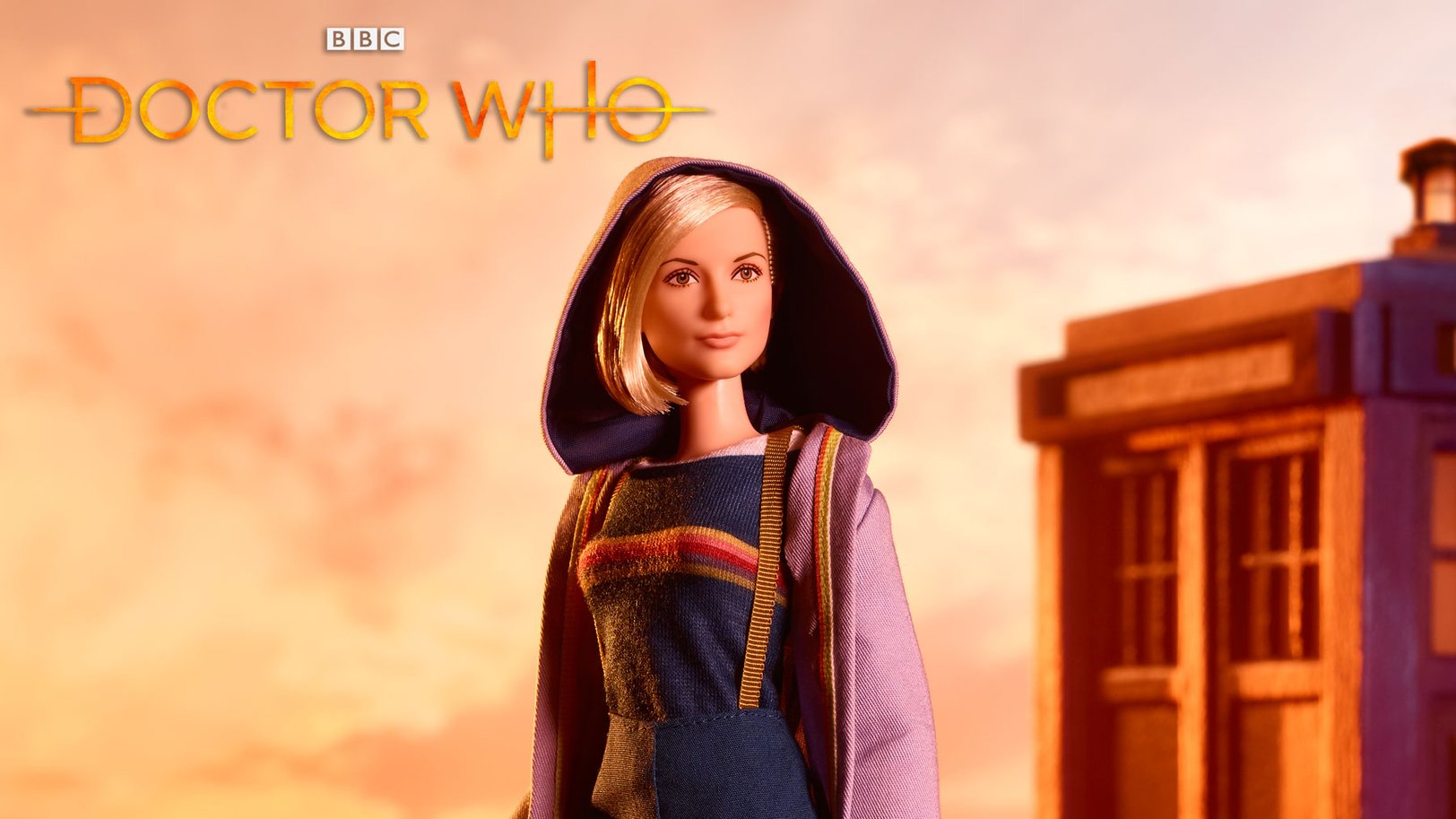 Jodie Whittaker's Doctor Is Being Made Into An Incredible Barbie Doll