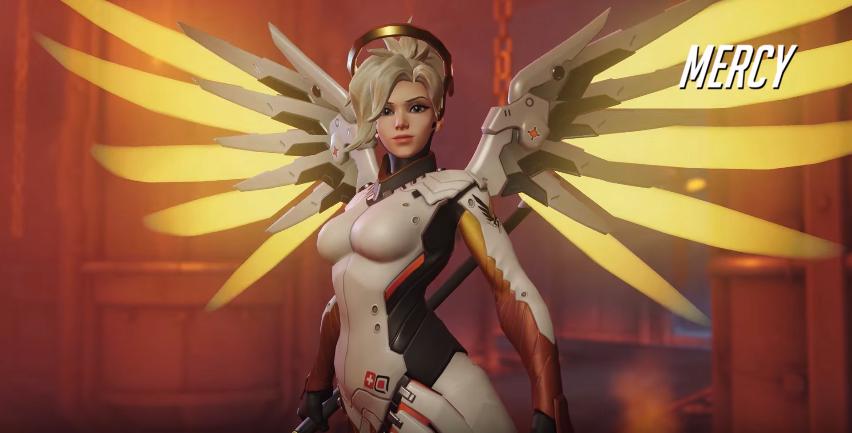 Overwatch's Mercy Problem