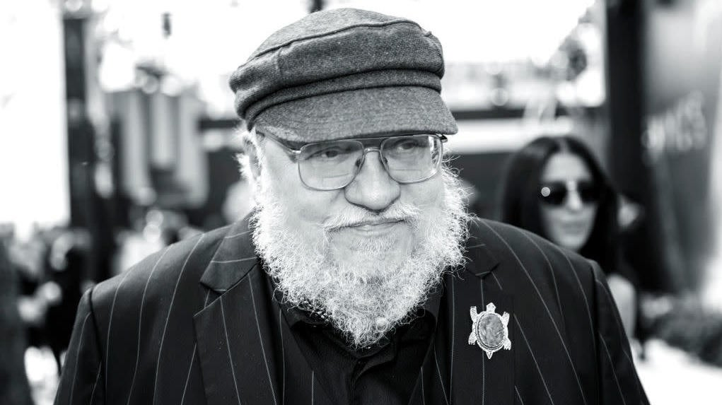 On The Plus Side, Maybe George R.R. Martin Will Finish Winds Of Winter Now