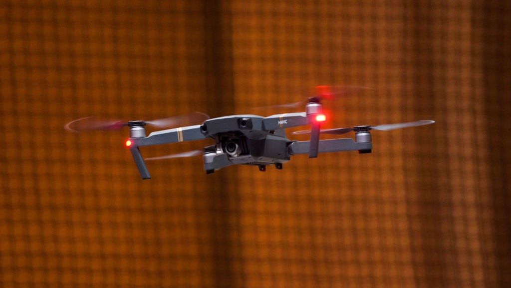The FAA Is Working On A Remote Identification System For Consumer Drones