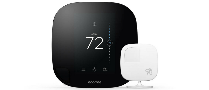 The Latest Smart Thermostat Knows When You're Away from Home