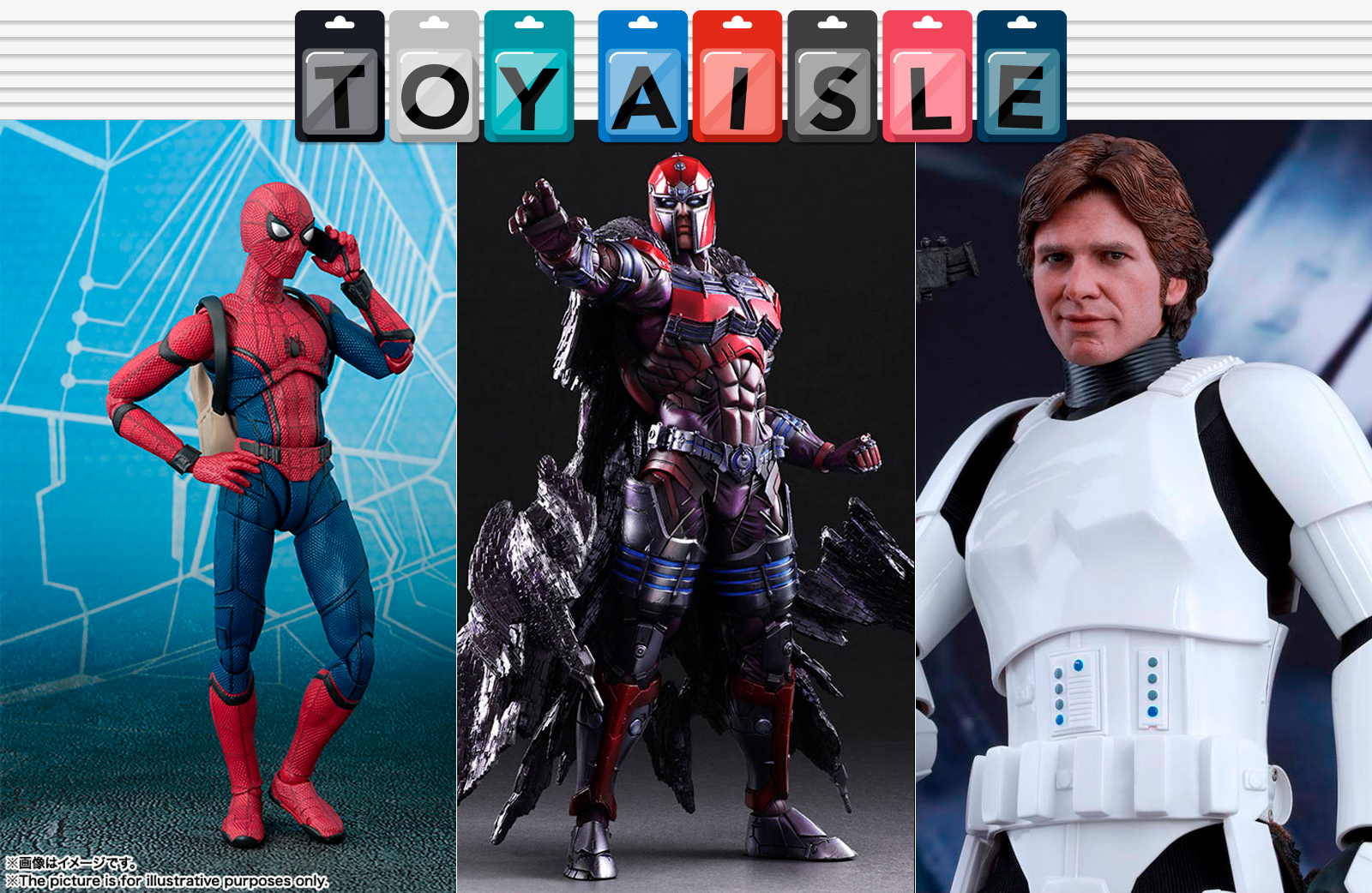 A Figure With Han Solo's Best Smirk, And Other Cool Toys Of The Week