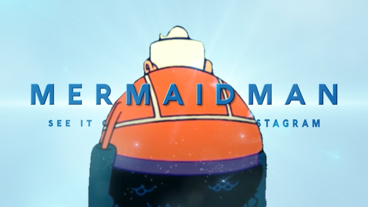 Forget Aquaman, Mermaidman Is The Real Undersea King We Need