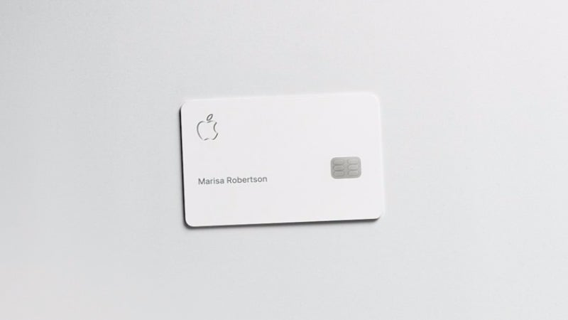 The Apple Card Is Decidedly Average