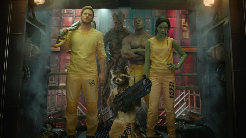 The Crimes Of The Guardians Of The Galaxy, According To Their Pants (And James Gunn)