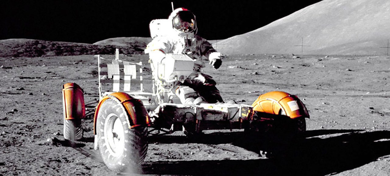 Another Great Way to Prove Moon Hoax Conspiracy Theorists Wrong