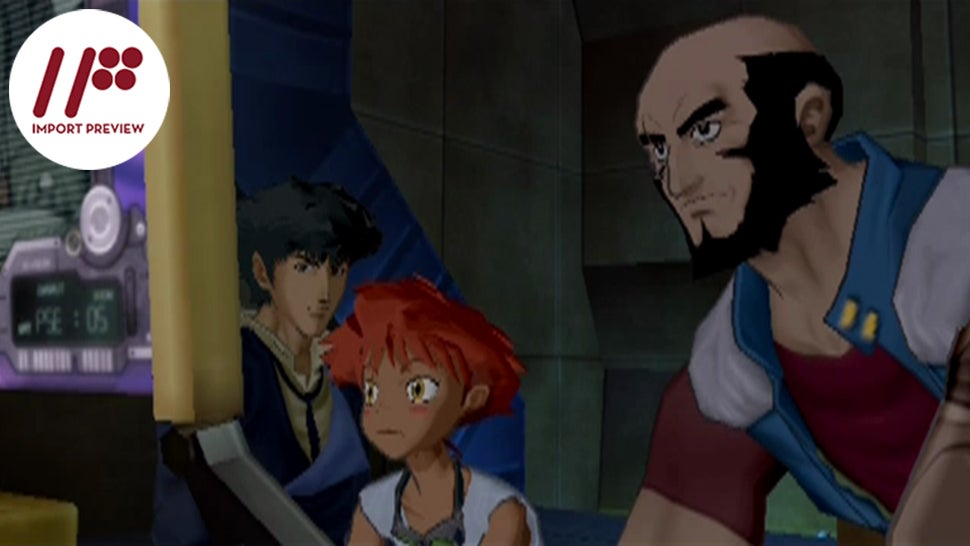 Cowboy Bebop on the PS2 is a Bad 3D Brawler, But a Decent Episode