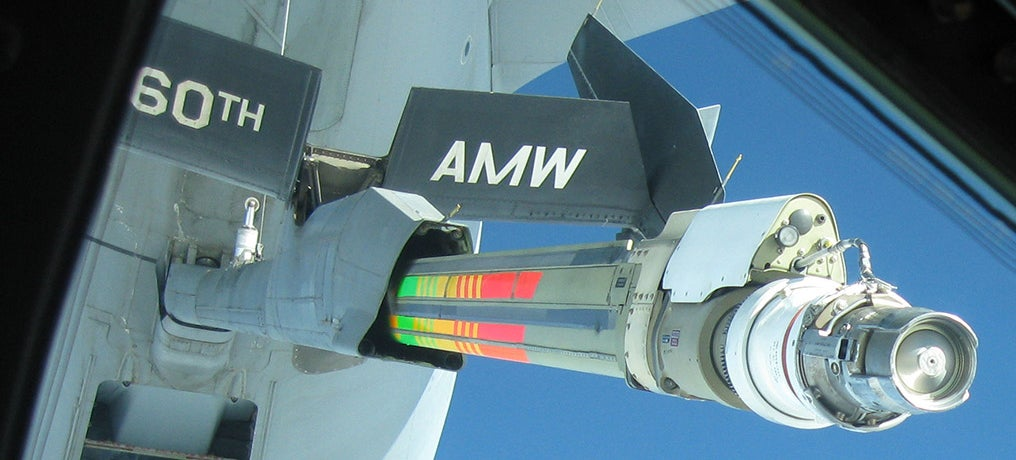 Air fuel nozzles look so weird and cool
