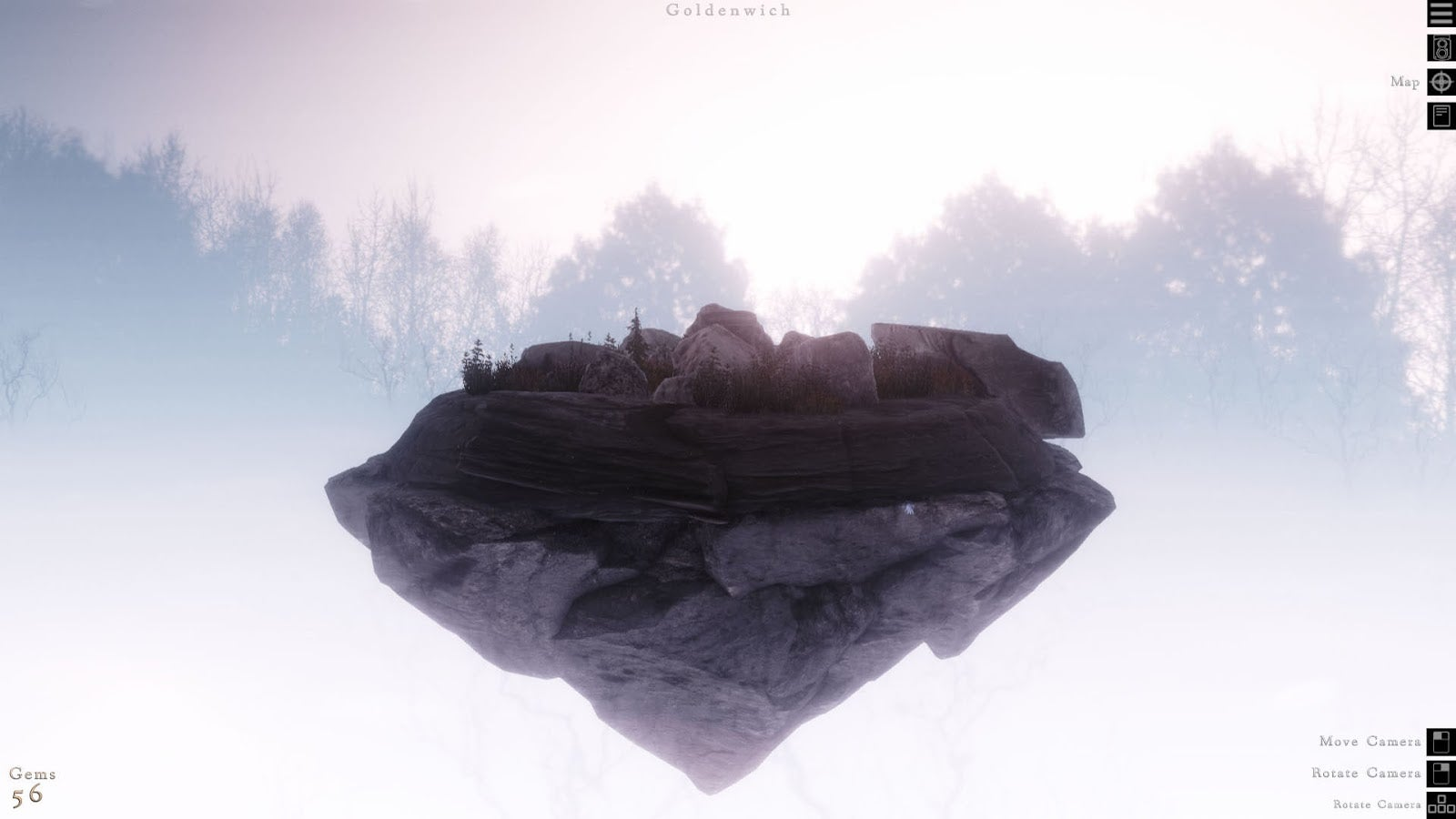 Quiet As A Stone Is A Game About Exploring Floating Islands