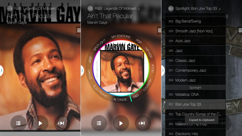 Samsung Galaxy Devices Now Get a Rad Free Music Service Called Milk