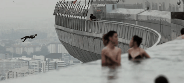 Watch Eight BASE Jumps From Eight Famous Buildings