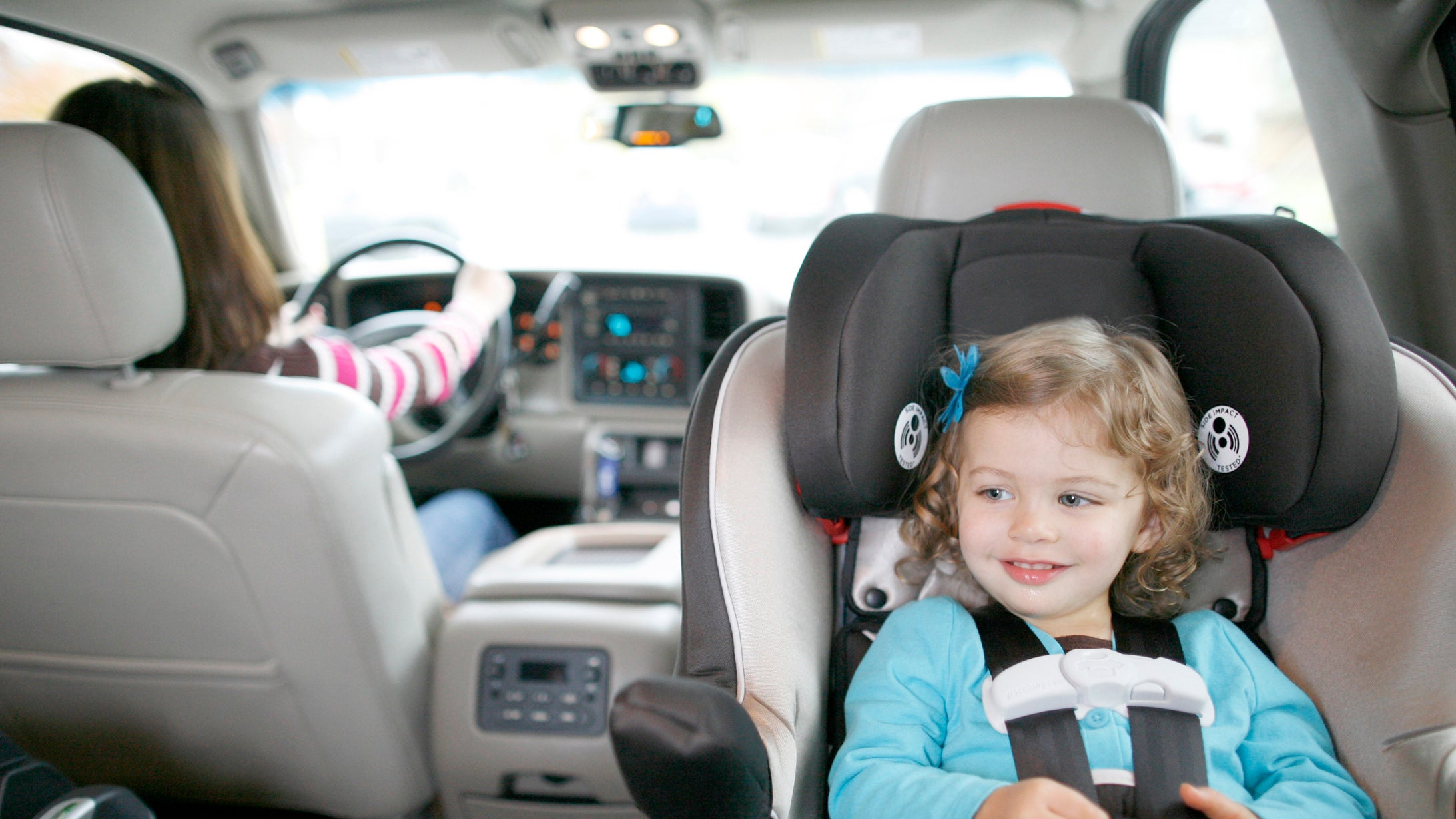 Keep Your Kid's Car Seat Rear-Facing For As Long As Possible