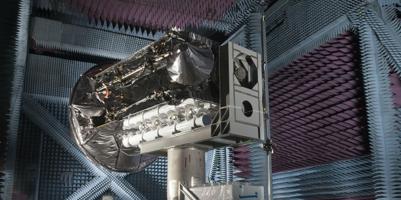 This New Global Satellite System Is Bringing 3G to the Battlefield