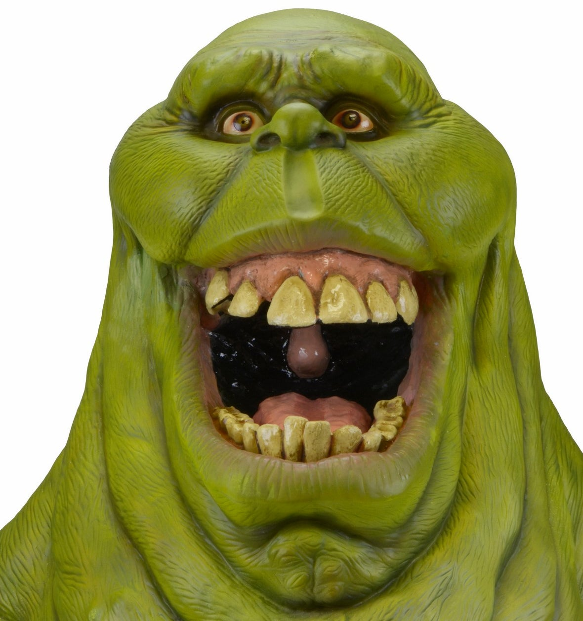 Shoot Your Own Ghostbusters Remake With This Life-Size Slimer Replica