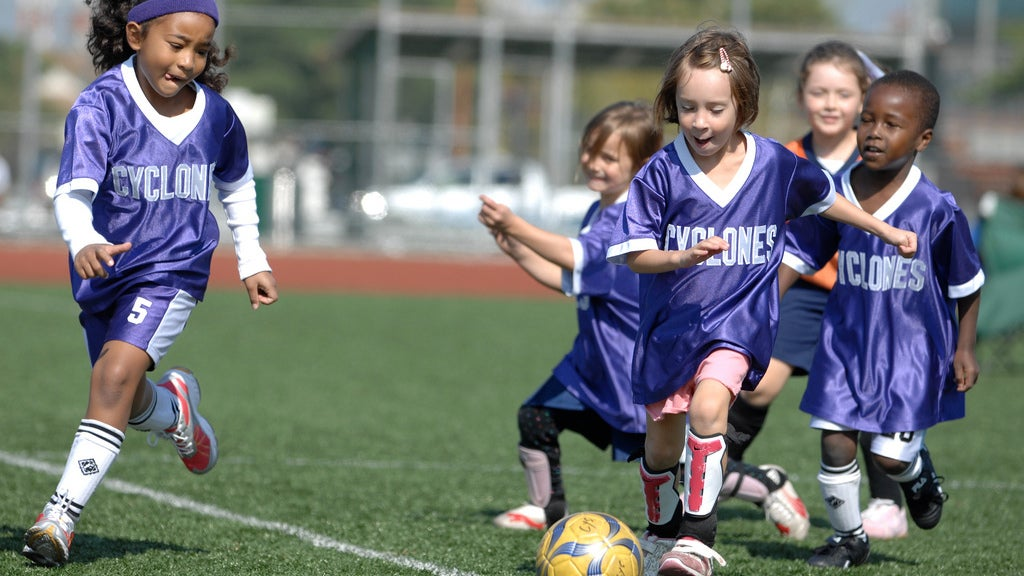 Why Kids Shouldn't Specialise In One Sport Too Early
