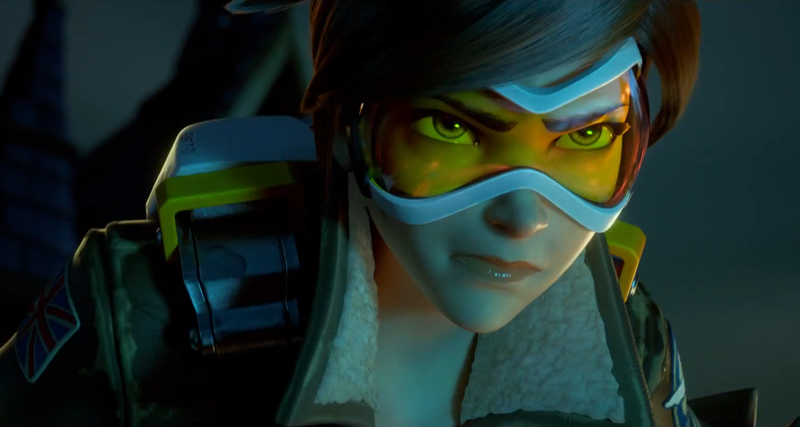 Overwatch Pro Quits After Harassment Over Whether She Was Really Playing