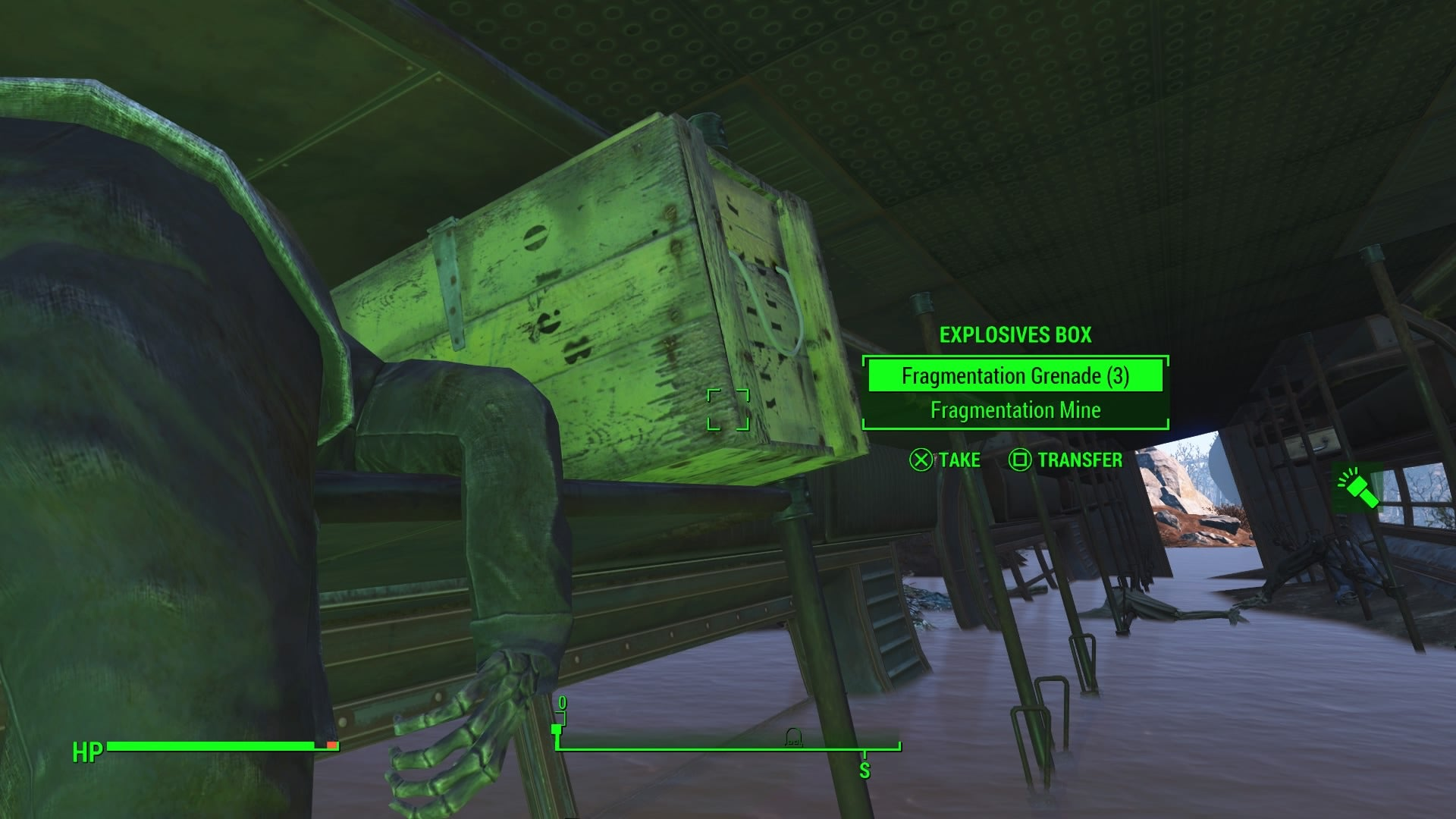 The Mystery of What Fallout 4 Hides Underwater