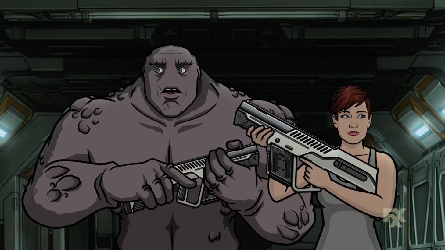 Archer: 1999 Shows Off Its 'Late '70s, Early '80s Sci-Fi Vibe' In This New Behind-the-Scenes Peek