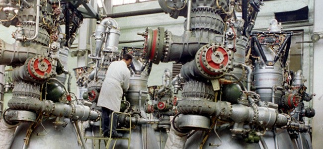 The Soviet History of the Failed Antares' Engines