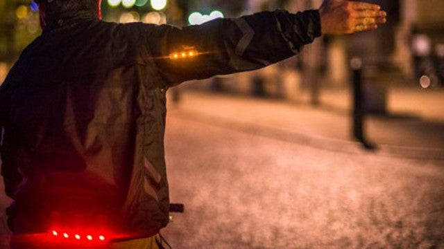 This Coat Lets You Signal Your Turn With Flashing LEDs