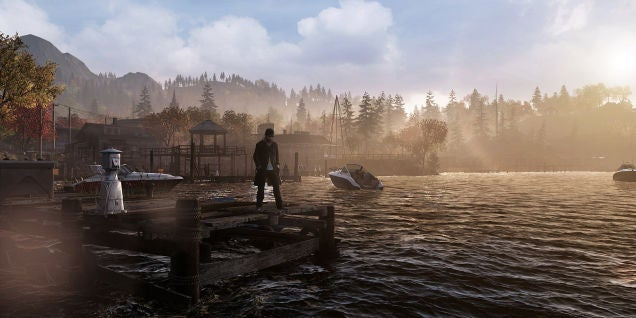 Ubisoft Explains Why Watch Dogs On PC Had Hidden Graphics Files