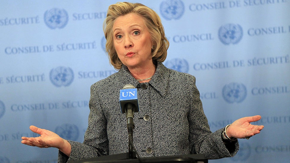 FBI On Clinton Emails: What We Said The First Time