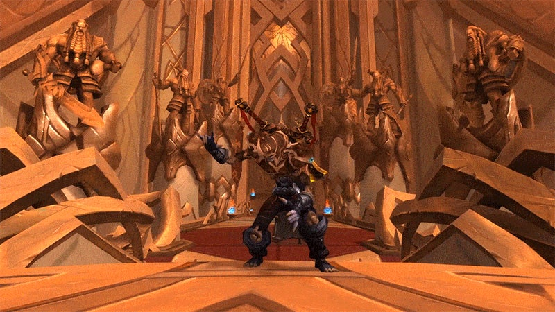 World Of Warcraft: Legion Progress Report: The Other Side Of The Level Cap