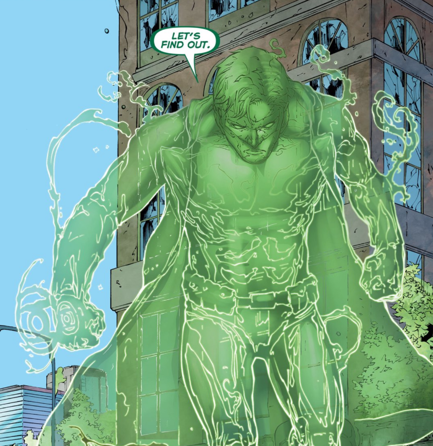 The Worst Version of Hal Jordan Just Came Back in Green Lantern