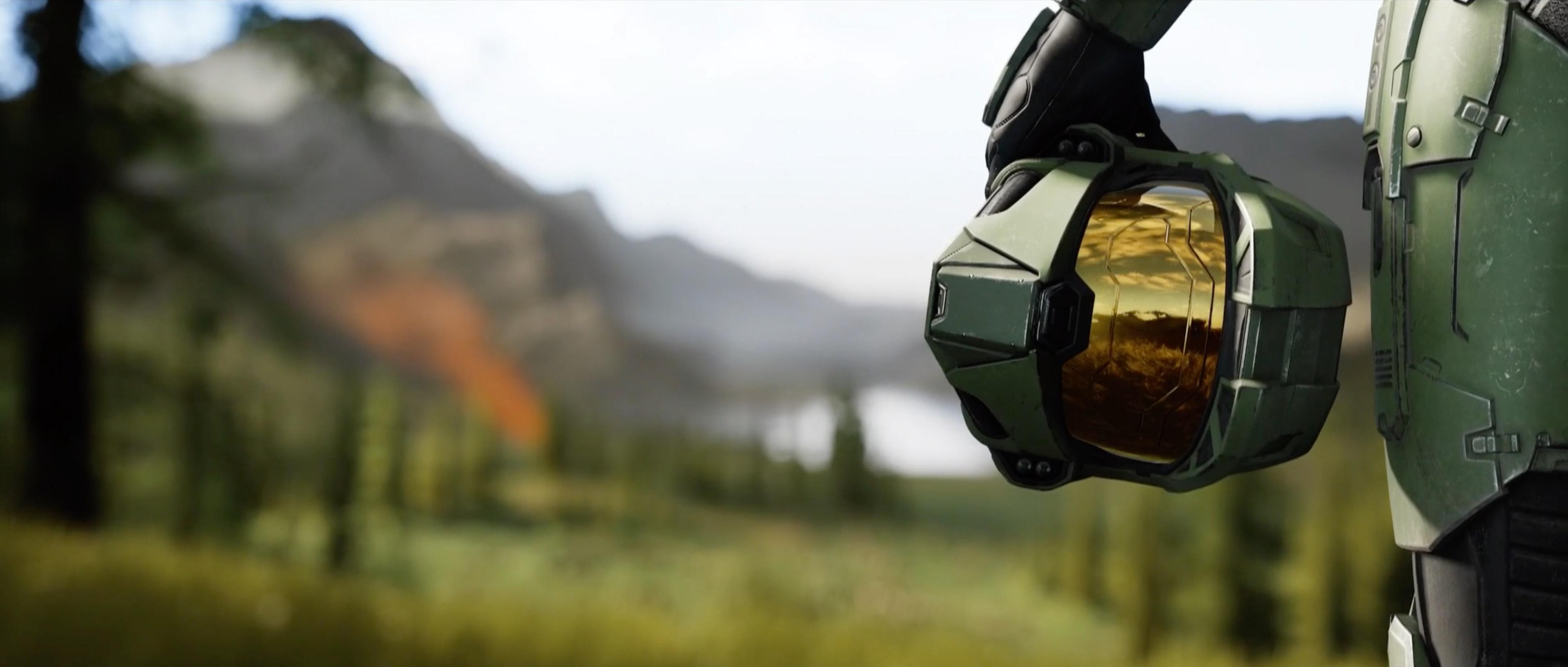 Microsoft Announces Halo Infinite With Tiny Teaser