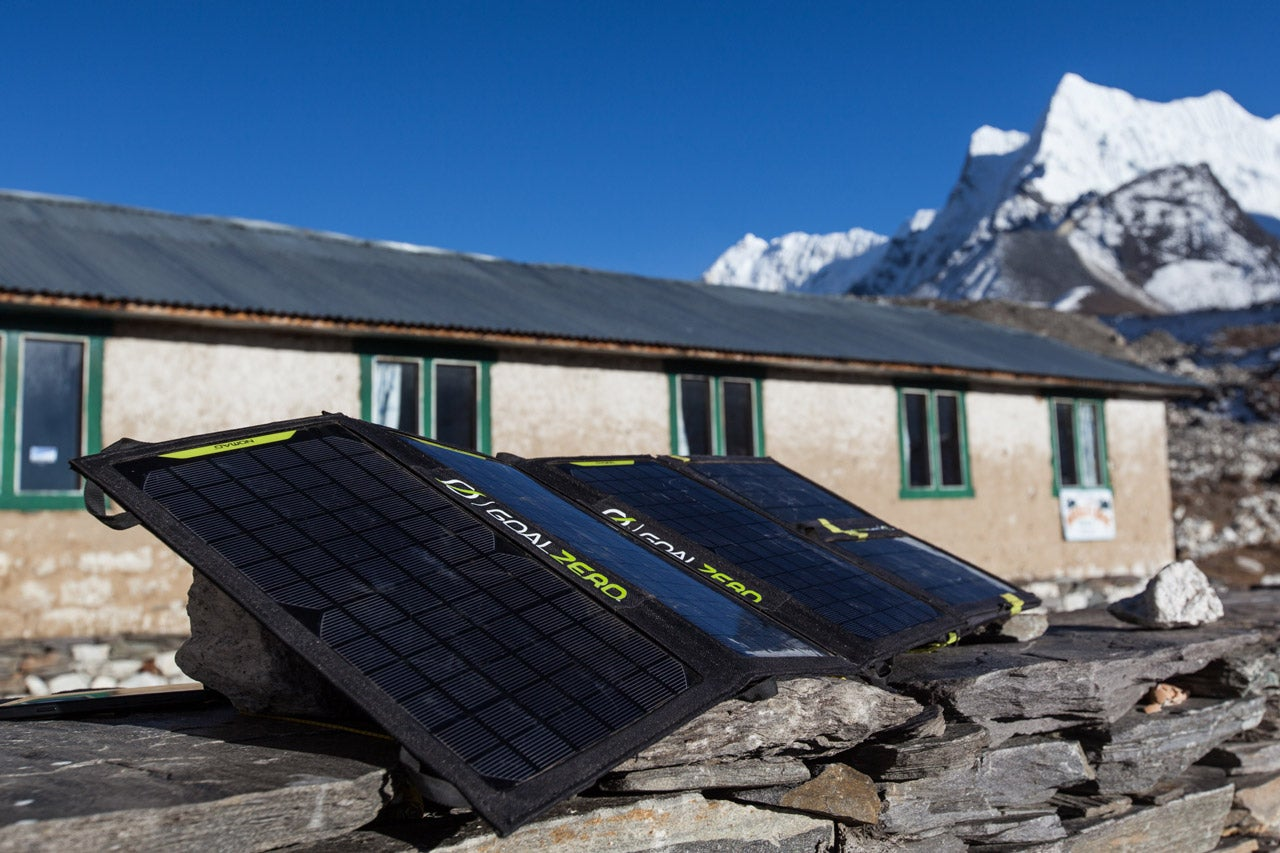 Goal Zero Sherpa 100 Solar Kit Review: The Solution To Off-Grid Power?