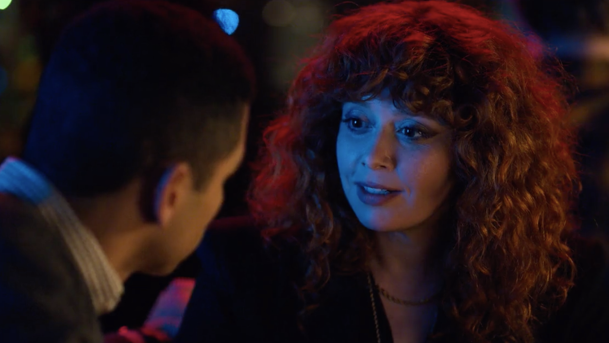 Russian Doll Deftly Navigates Existential Dread And Depression