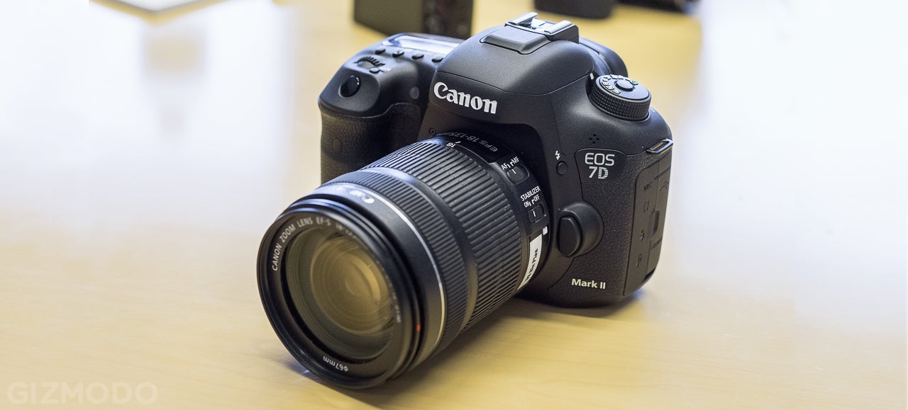 Canon 7D Mark II: The Long-Awaited Successor To A Classic DSLR Is Here
