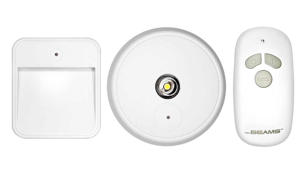 Wireless Emergency Lights Can Brighten Up Your Next Power Outage