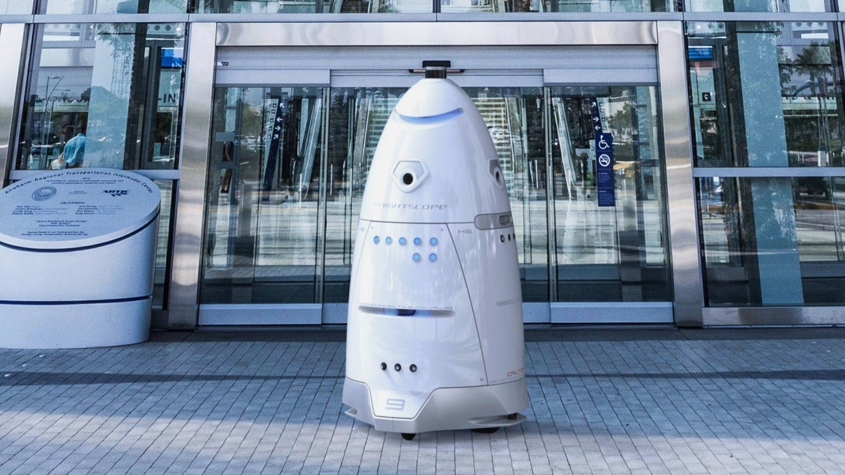 The Solution To Homelessness Won't Be Robot Cops