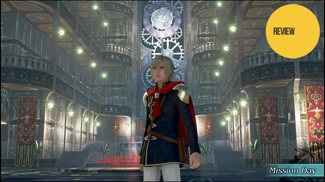 Final Fantasy Type-0 HD: The Kotaku Review