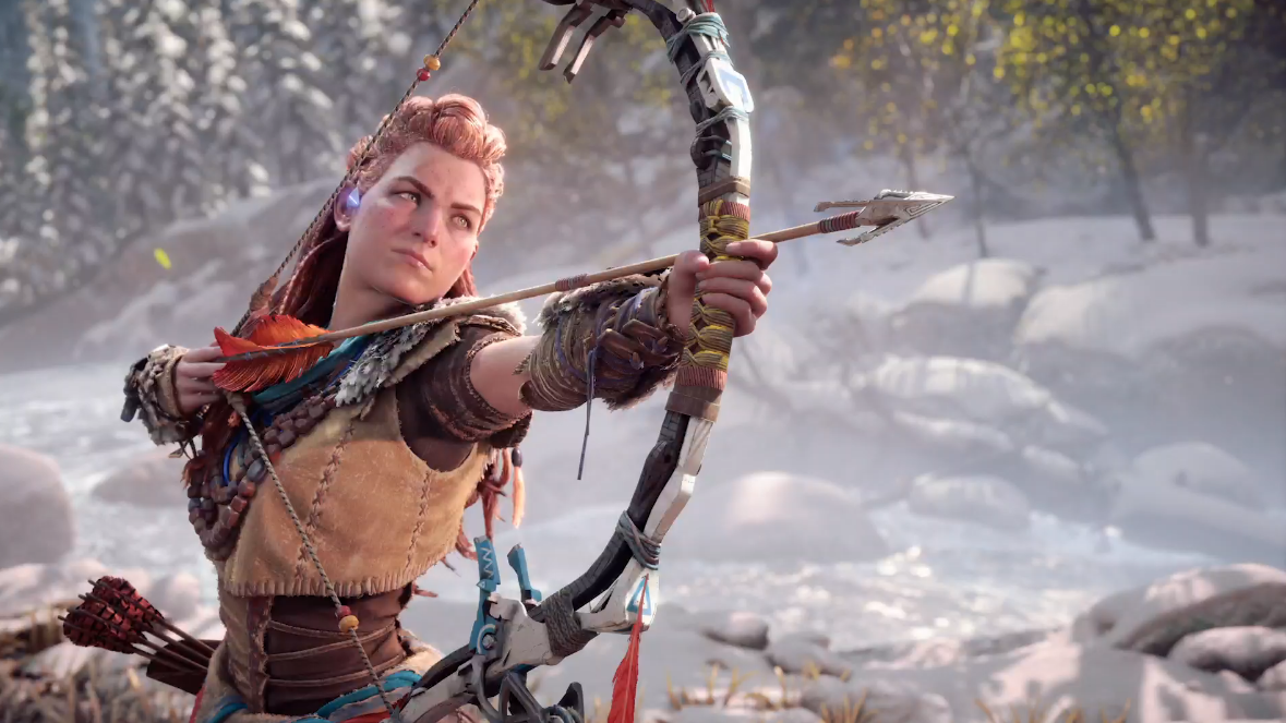 Horizon Zero Dawn's Sequel Is On PS5
