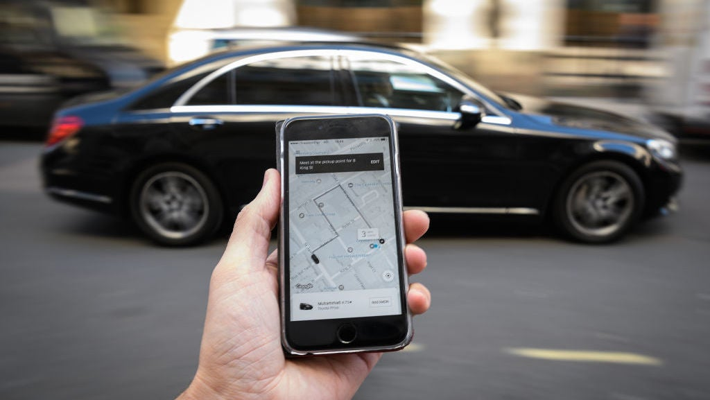 Los Angeles city attorney sues Uber over data breach