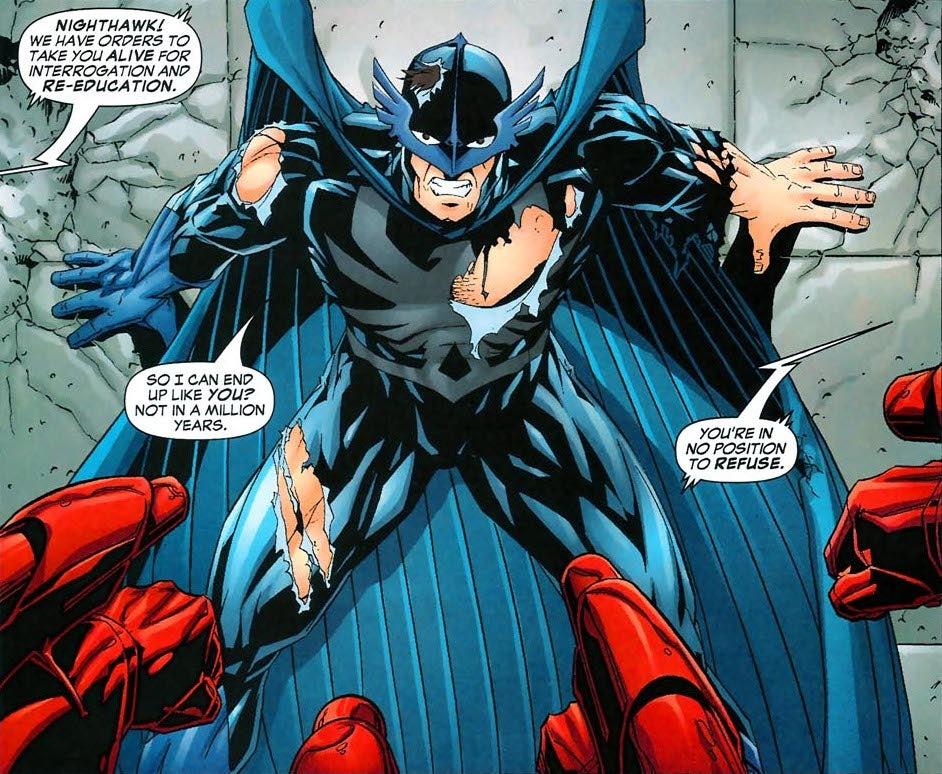 9 Batman Knock-Offs That Utterly Miss The Point Of Batman