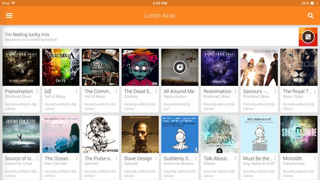How to Get the Play Music iPad App Hidden Inside the iPhone Version