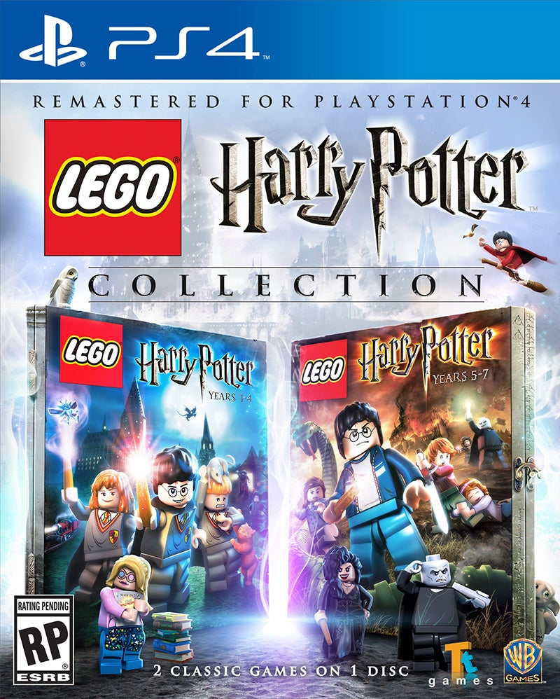 The Lego Harry Potter Collection Is Coming To PlayStation 4 On October 8