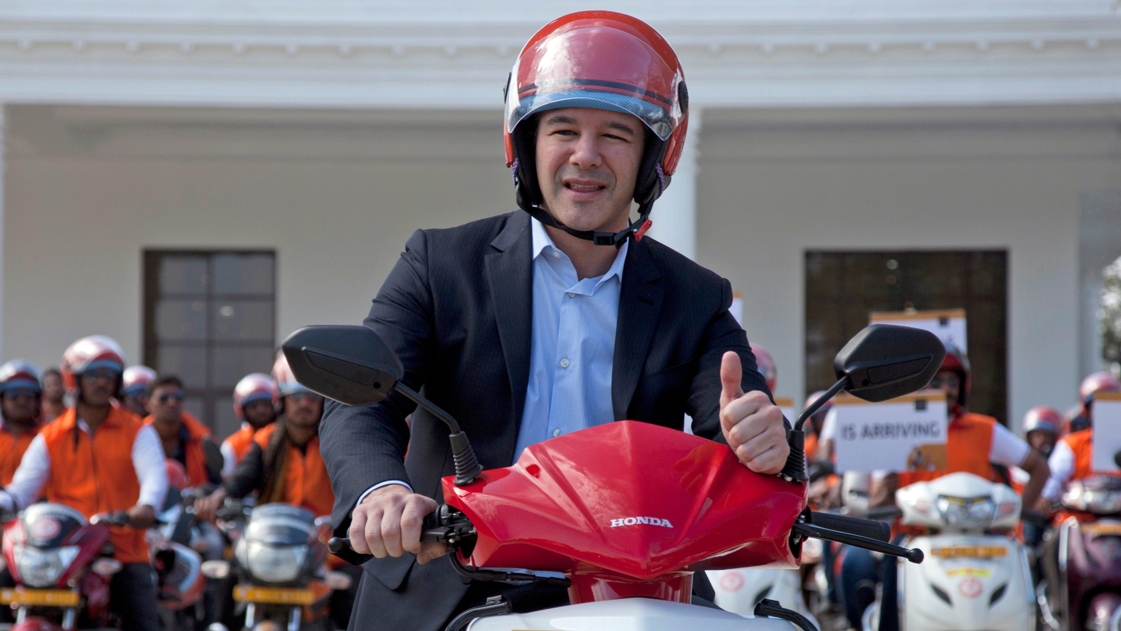 Travis Kalanick Is Already Plotting His Return To Power At Uber