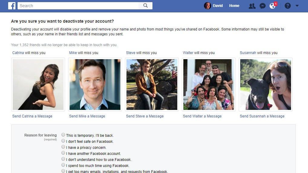 Don't Delete Facebook -- Just Be Smarter On Facebook | Lifehacker