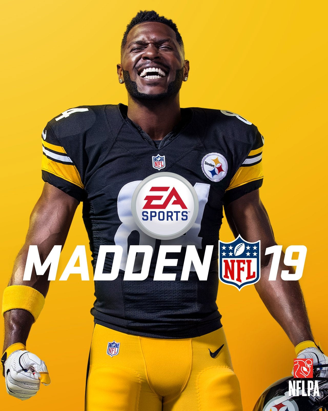 Antonio Brown Is Madden 19's Cover Star