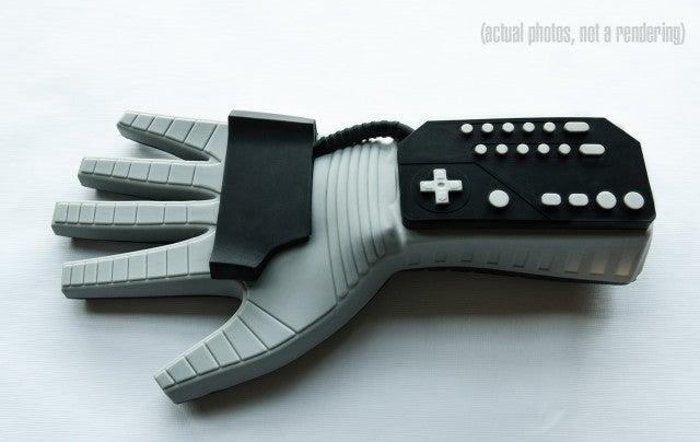 I Love This Power Glove Oven Mitt, It's So Bad