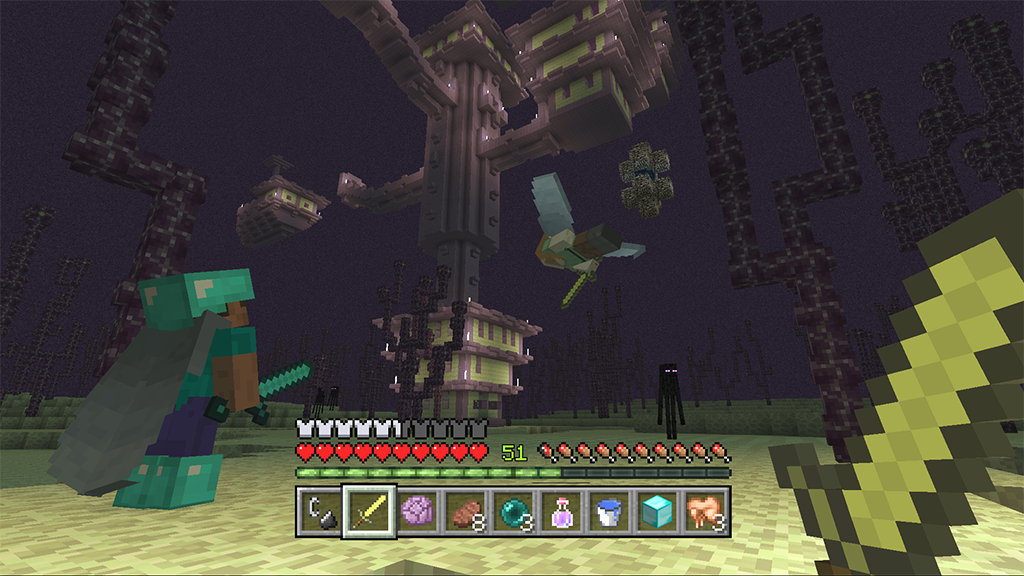 Minecraft's Next Update Will Bring Huge Progress To Consoles