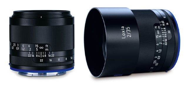 Sony A7 Series Gets Two Gorgeous New Prime Lenses From Zeiss