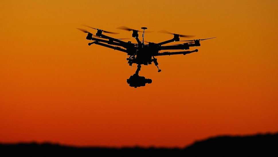 The Secret Service Is Flying Drones Over DC In the Middle of the Night