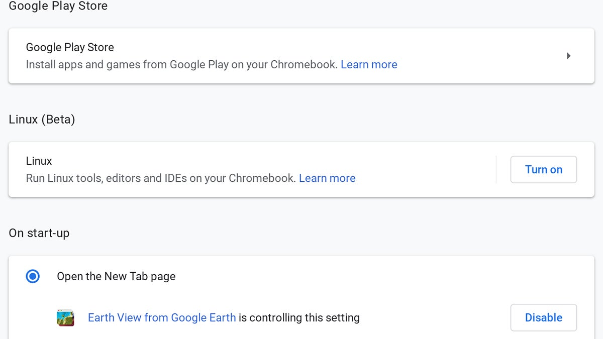 how to get rid of apps on chromebook