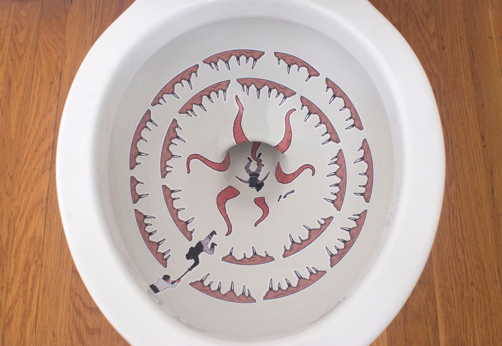 For $US25, Your Toilet Can Become A Sarlacc Pit