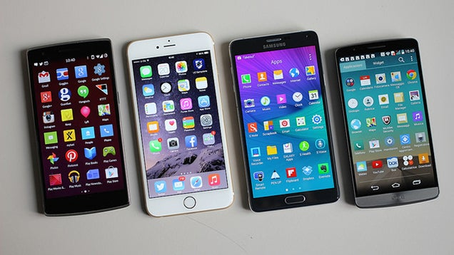How to Pick Your Next Android Phone: 2015 Edition